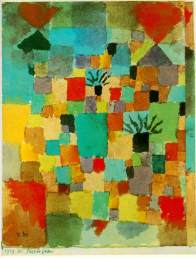 Paul Klee Southern (Tunisian) Gardens, 1919